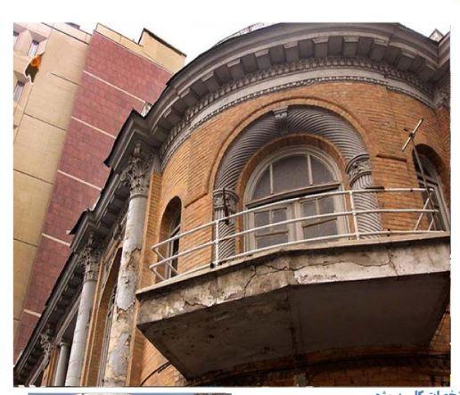 پروژه موزه علی اکبر خان صنعتی
